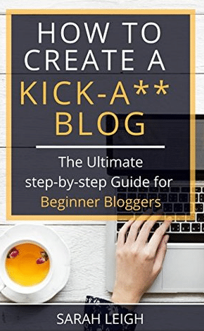 How to Create a Kick-A blogging book